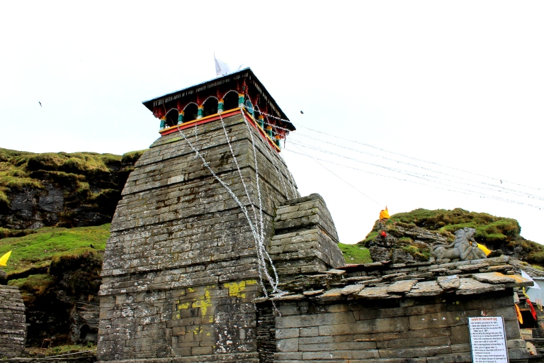Tungnath Temple: On the Peak
