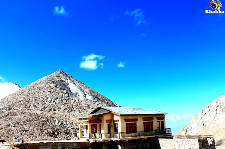 Chang La Paas: worlds 3rd highest motorable road