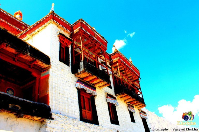 Holy Monestary - A true sense of Peace and architecture
