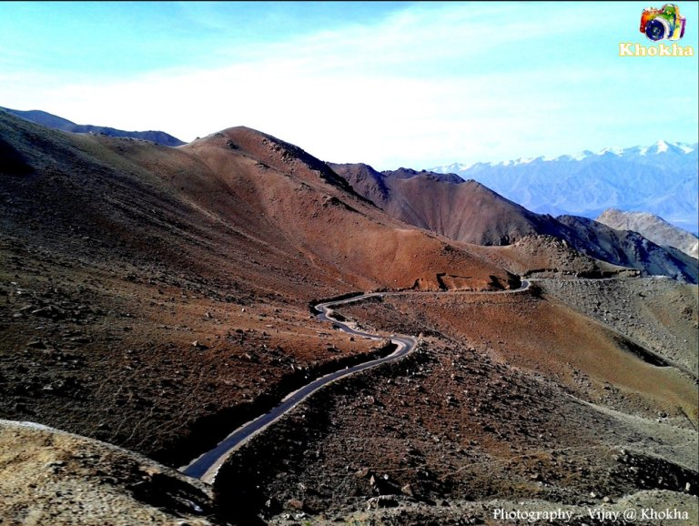 A Long and Rusty way to Nubara Valley from LEH